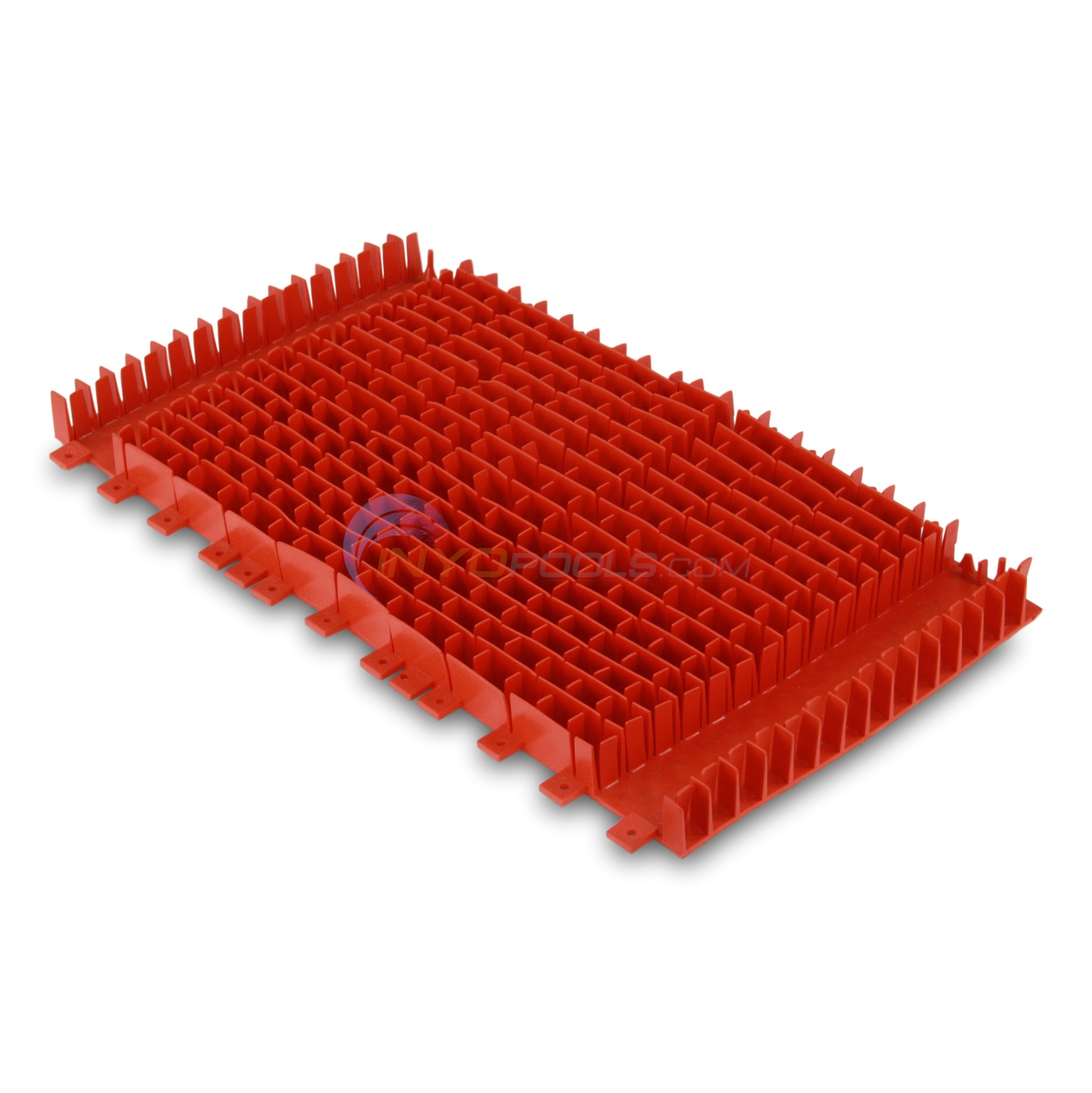 COMB. BRUSH DIAG RED
