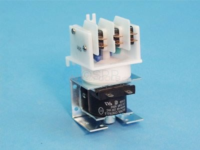 Air Switch, 4 Function Stepper,120V - MSA-325-A