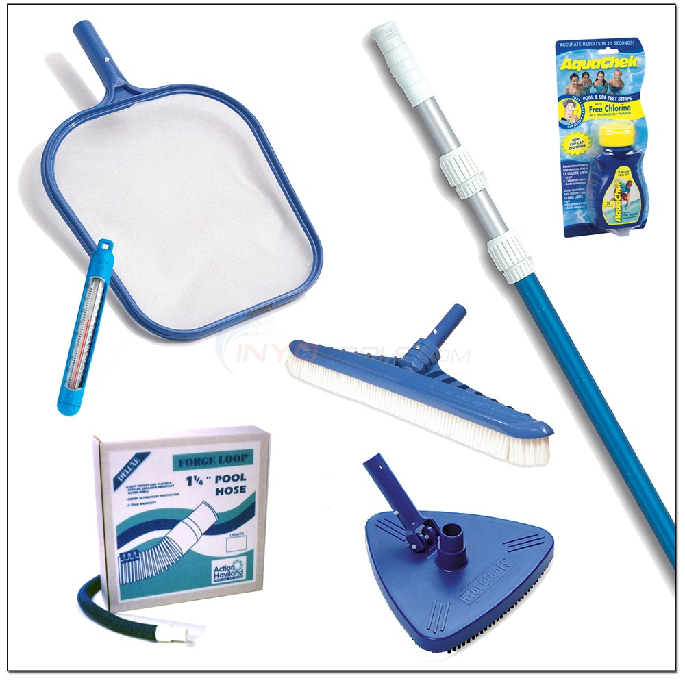 Aboveground New Pool Maintenance Kit - NA390