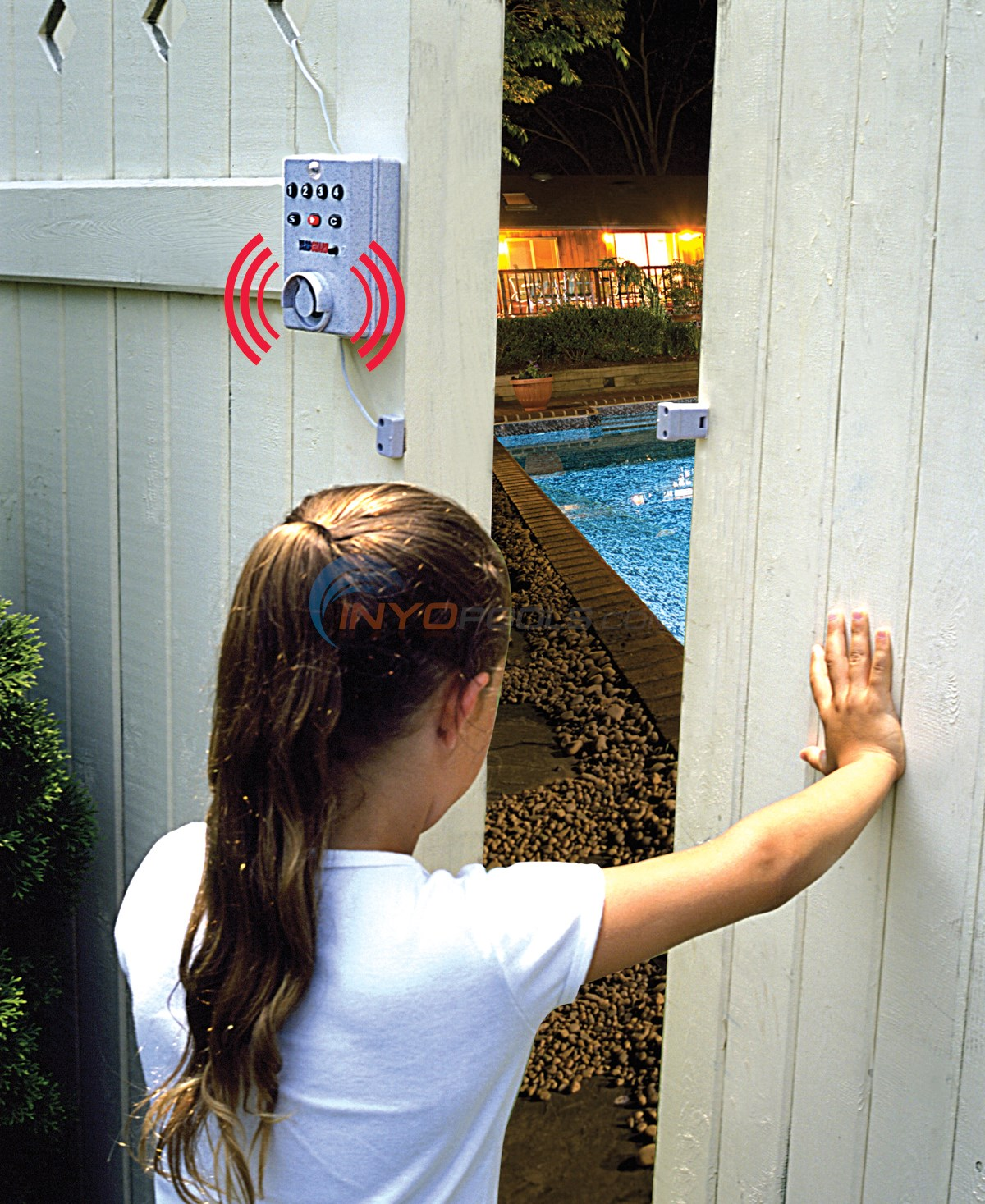 SmartPool Yard Guard Gate/Door Alarm (NA425) - YG03