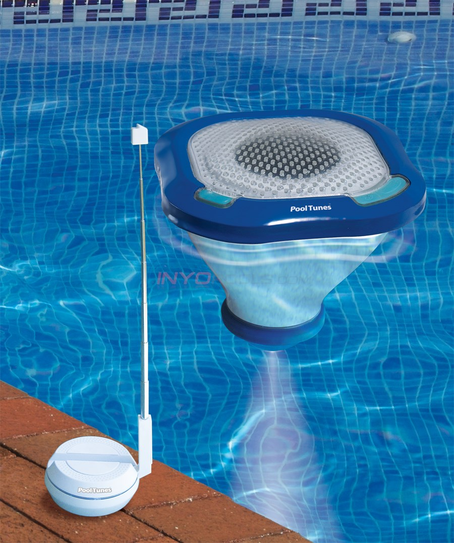 International Leisure Pool Tunes Wireless Speaker And Light - NA4472