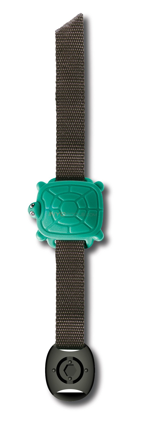 Terripan Safety Turtle Base Station w/ Green Wristband - Clearance - NA450 - Alternate 2