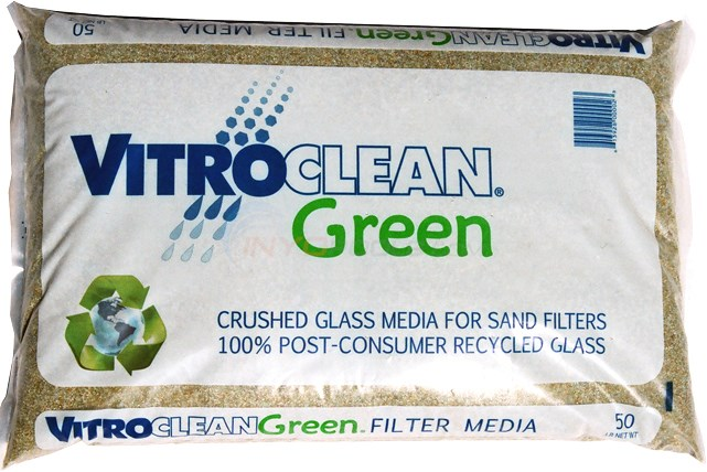 Blue Wave Vitro Clean Filter Media 50 lbs - NA5162