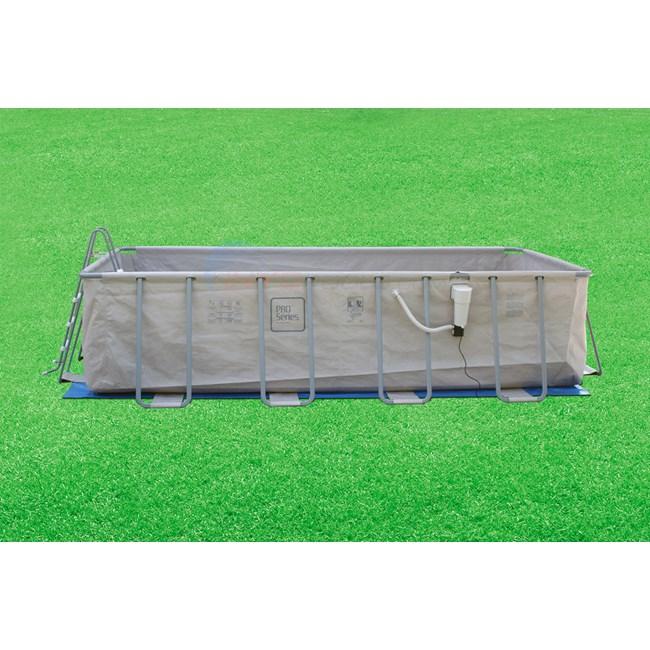 Proseries 15x48 metal frame pool nb2030 - Pro series frame pool ...