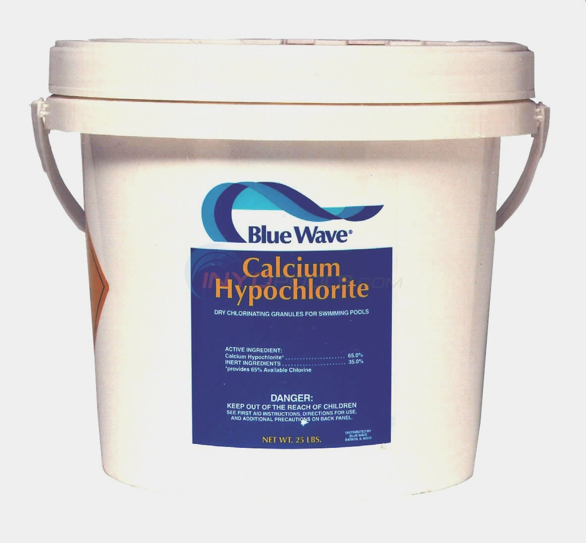 Blue Wave Hypo-Chlor 25 lbs - NC401