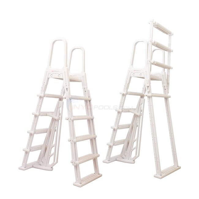 A Frame Flip Up Ladder Ne1222 Inyopools Com
