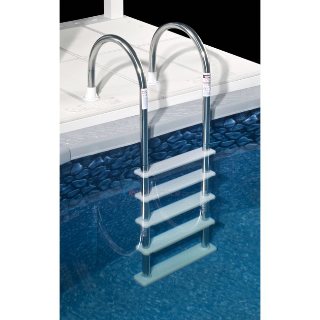 Blue Wave Stainless Steel In Pool Ladder Ne122ss