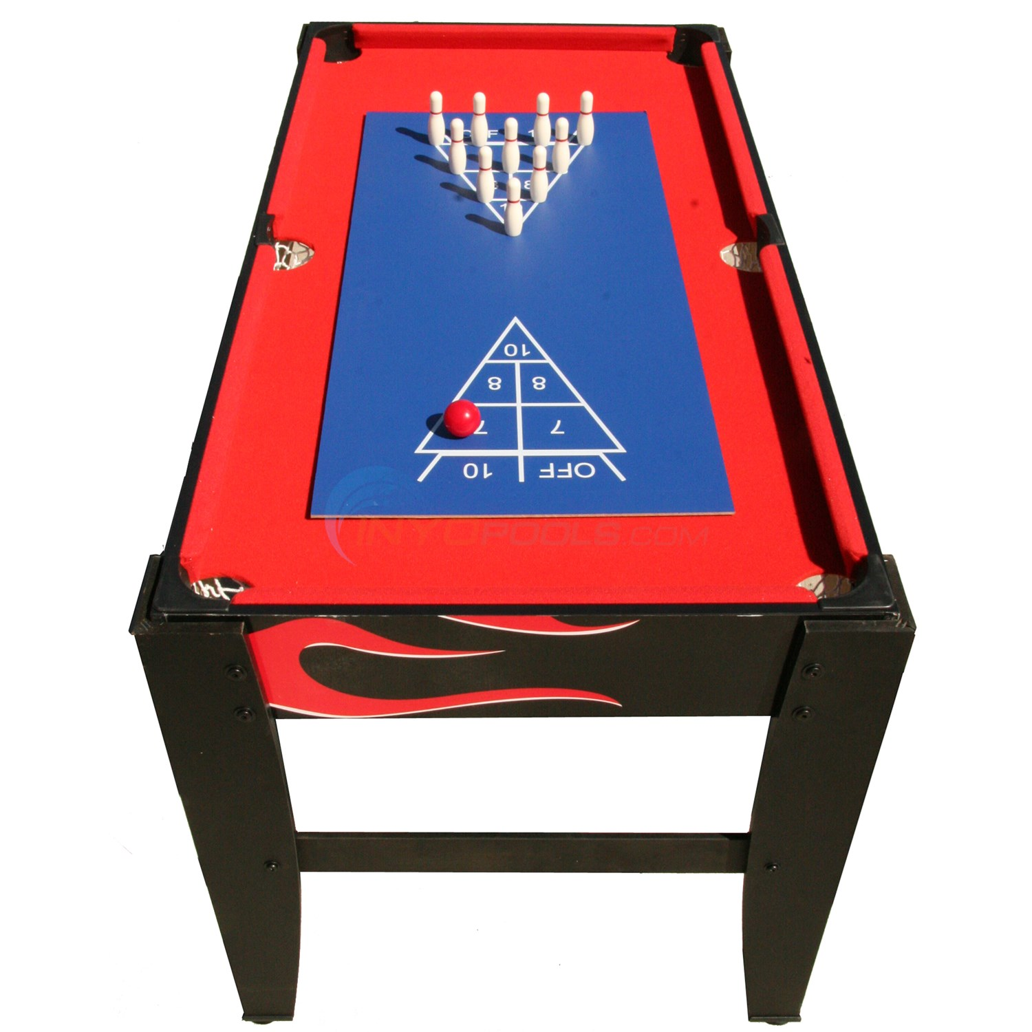 Harvil 20-in-1 Inferno Multi Game Table - NG1017