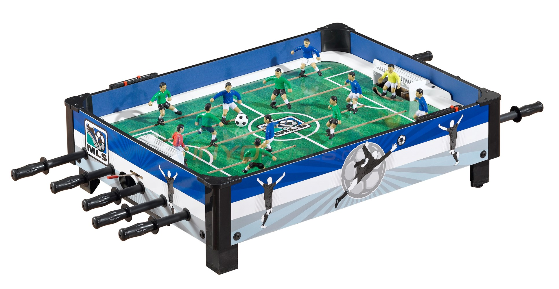 Harvil MLS Table Top Rod Soccer - NG1026