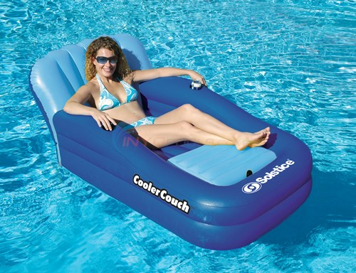Blue Wave Cooler Couch Swimming Pool Lounge - NT1356