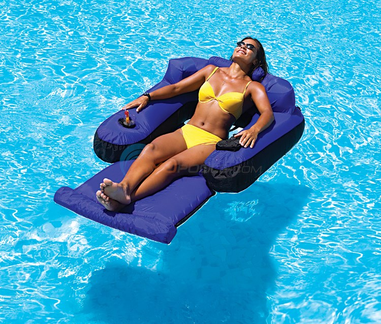 Blue Wave Ultimate Floating Lounger - NT145