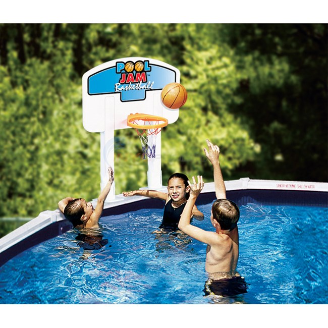 Swimline Pool Jam Aboveground V-Ball/B-Ball Combo - NT202