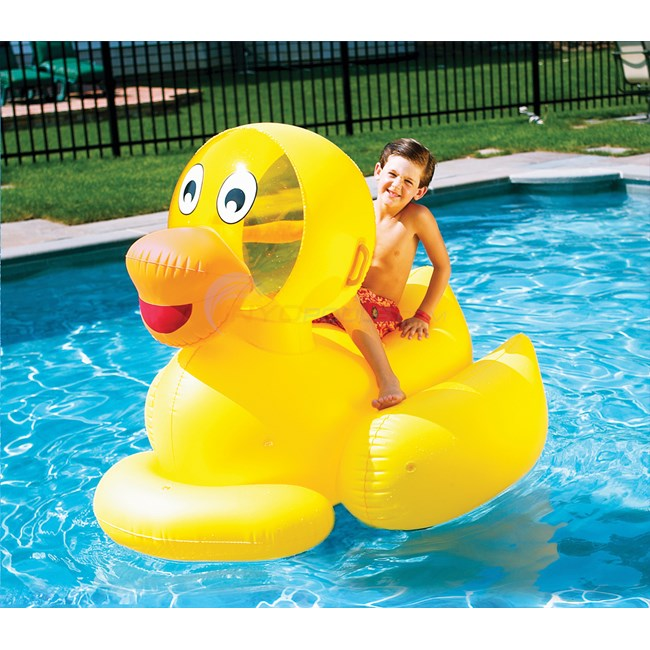 "56"" Giant Ducky Ride-on - NT267"