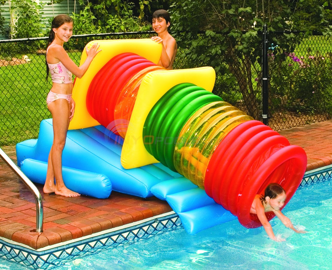 Habitat Maze Water Park Pool Slide - NT280