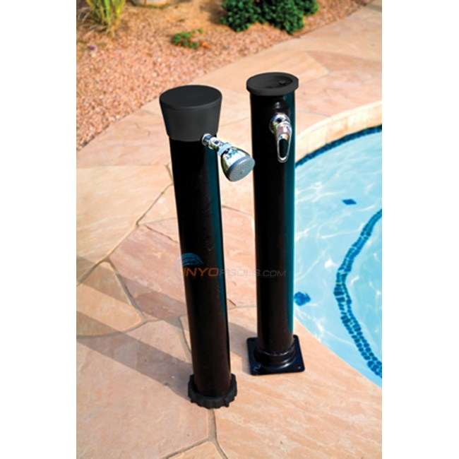 Game Outdoor Solar Shower with Base - NU1620