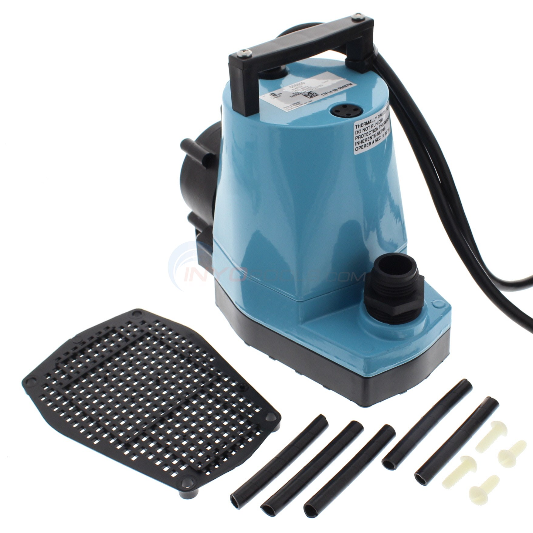 Blue Wave Water Wizard Cover Pump - Automatic on/off - NW215