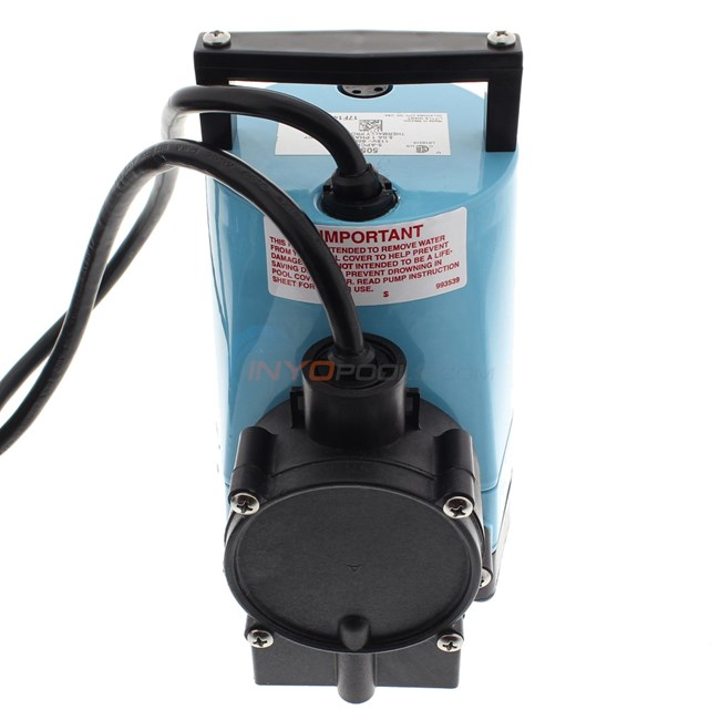Little Giant Water Wizard Cover Pump - Automatic on/off - NW215