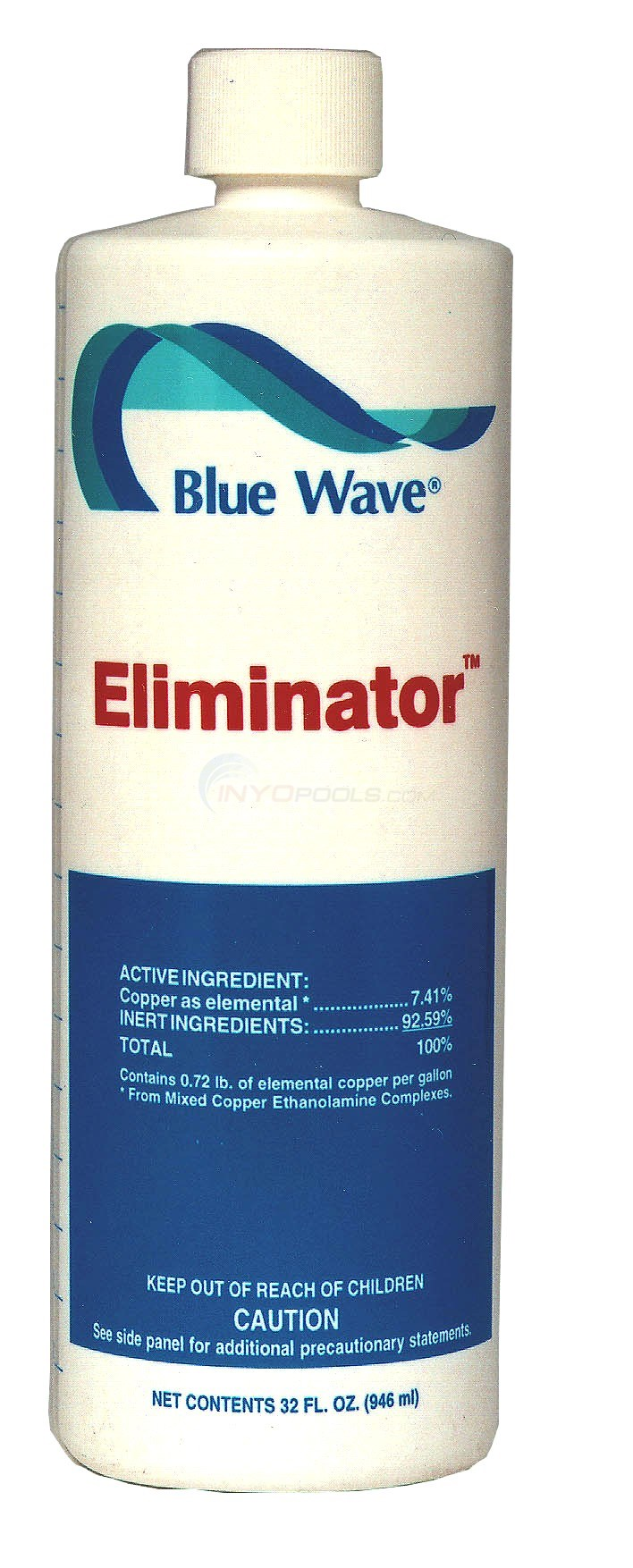 Blue Wave Eliminator (7.41% Copper) (1 Qt) - NY110