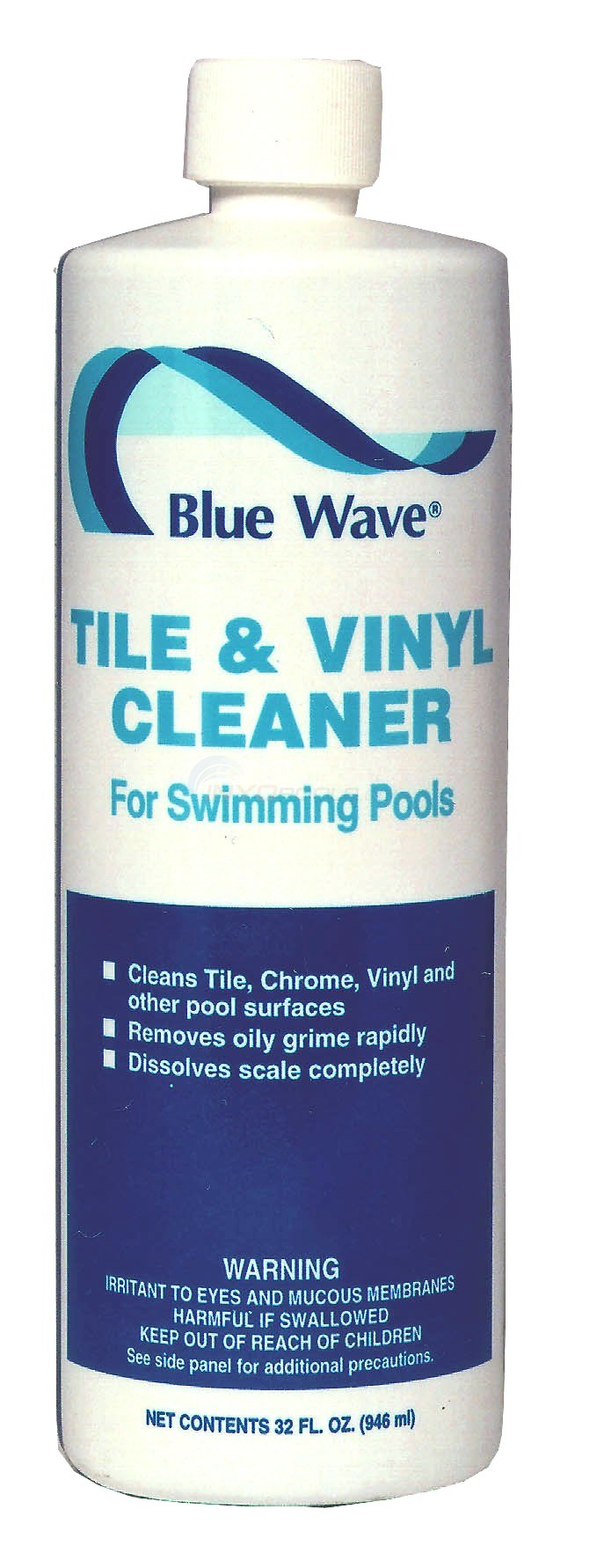 Blue Wave Tile & Vinyl Cleaner (1 Qt) - NY200