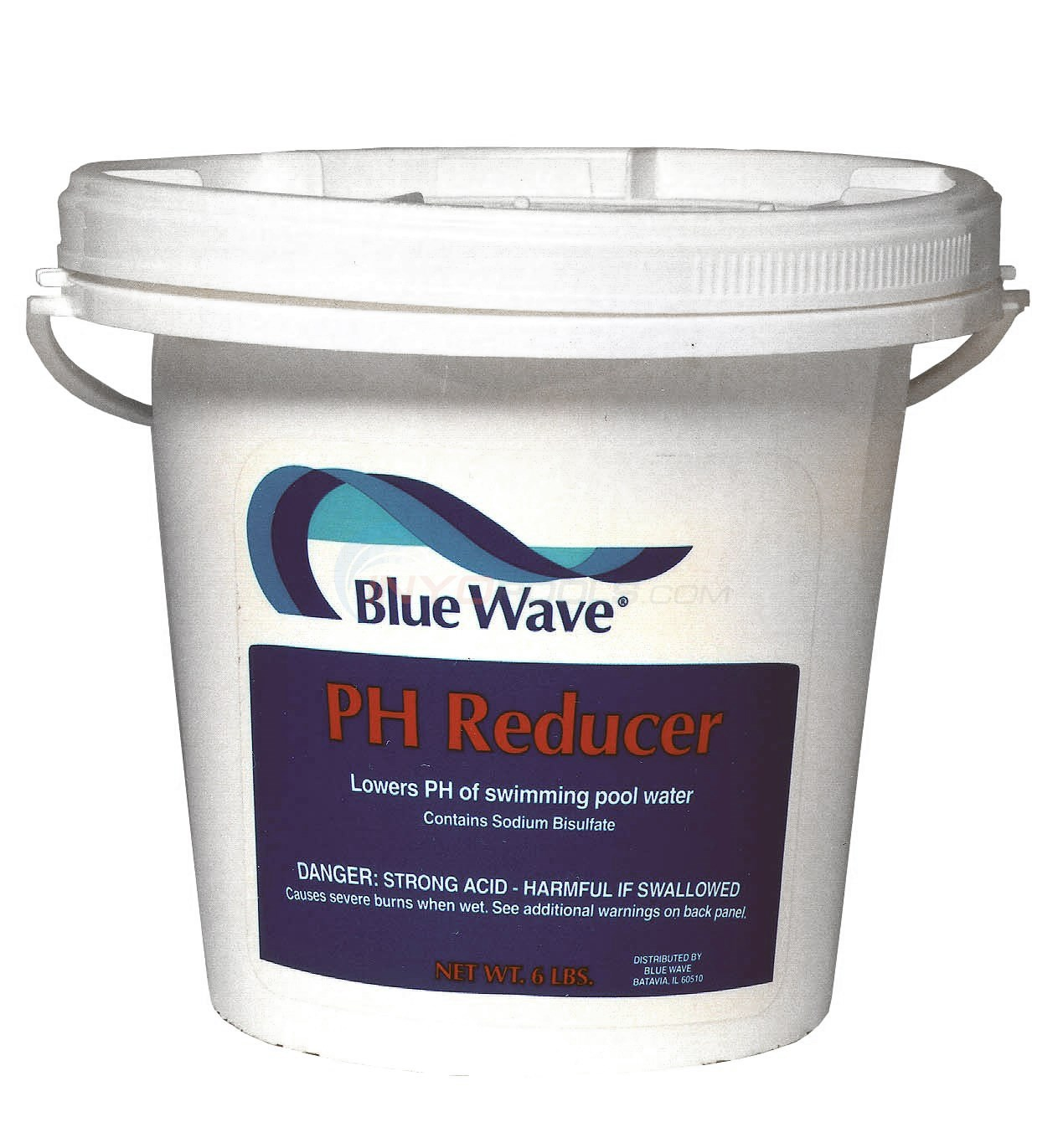 Blue Wave pH Reducer 6 lb. pail - NY505