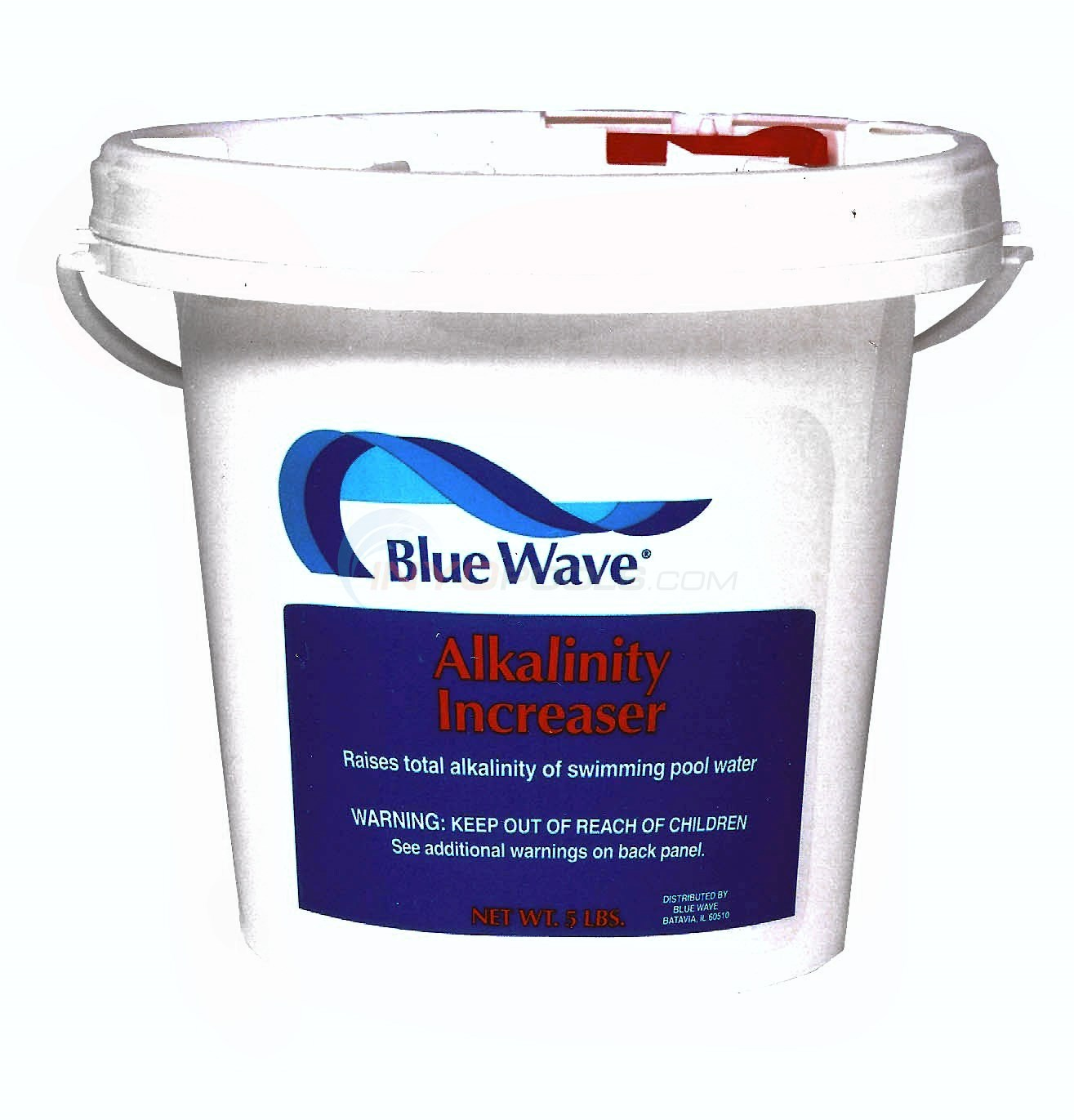 Blue Wave Alkalinity Increaser 5 lb Bag - NY531