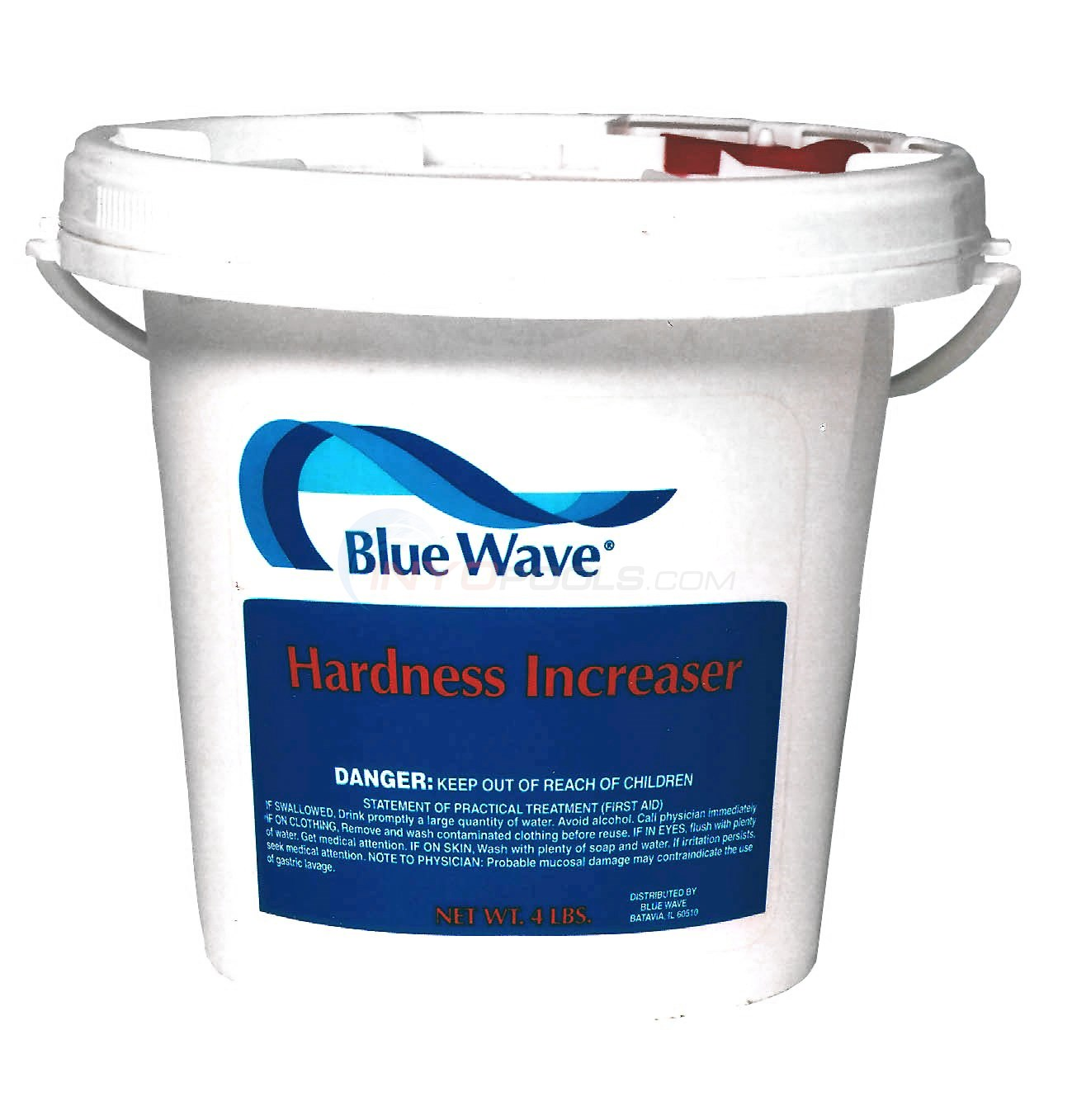 Blue Wave Hardness Increaser 4 lb pail - NY591