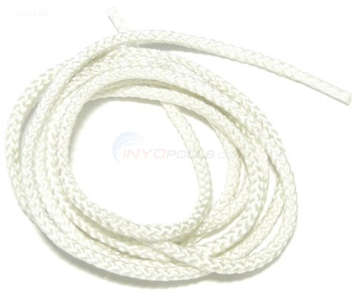 5' WHITE PULL CORD