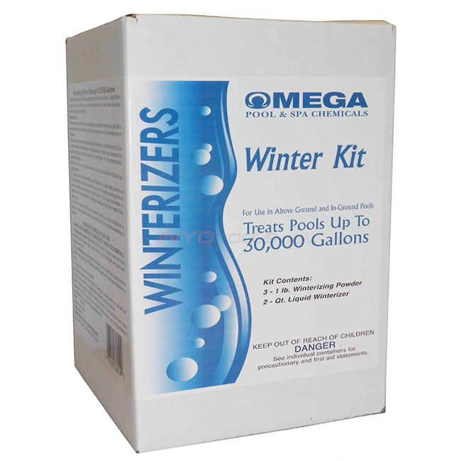 30,000 Gal. Winterizing Kit - NY916