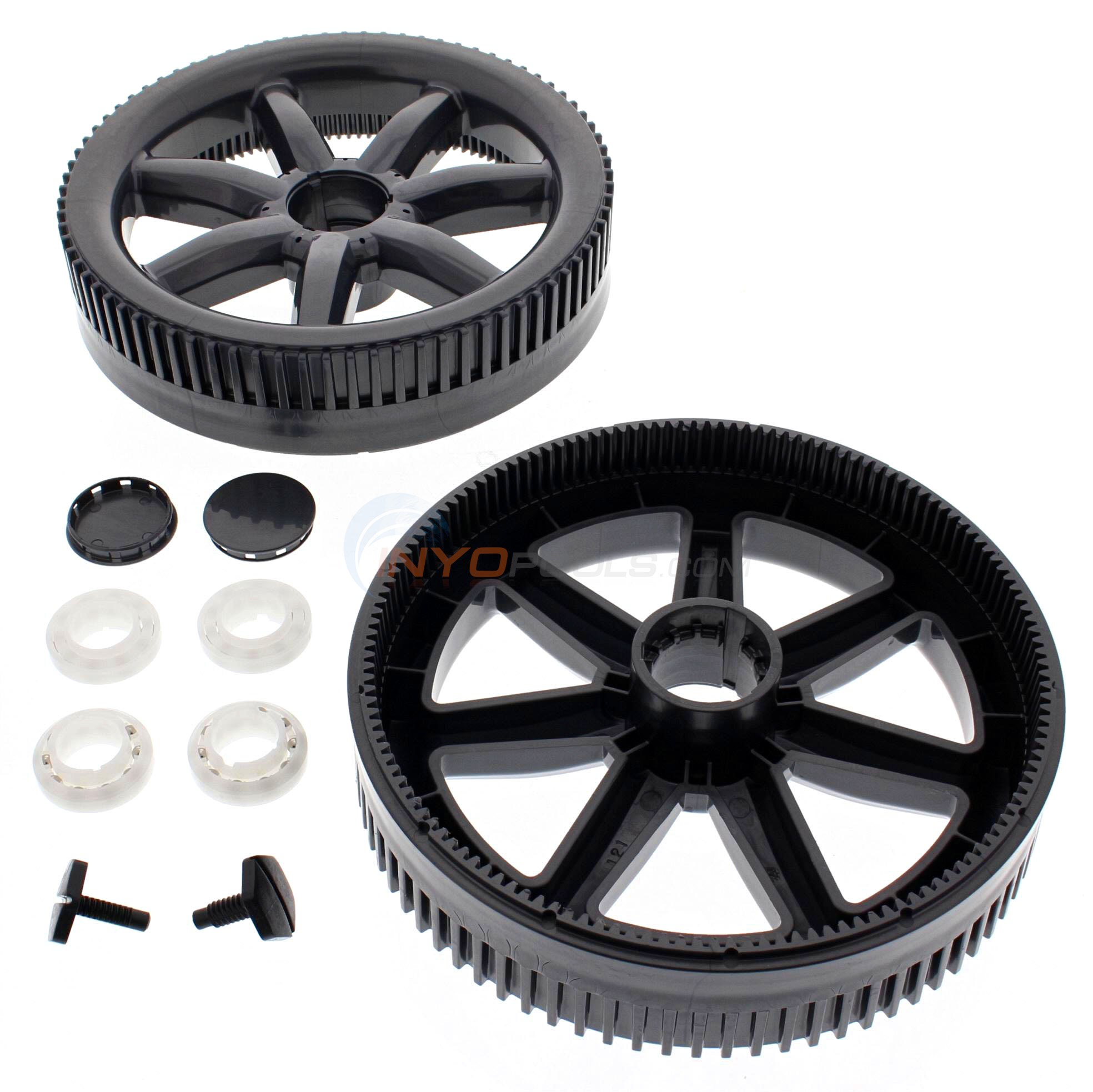 Large Wheel Kit