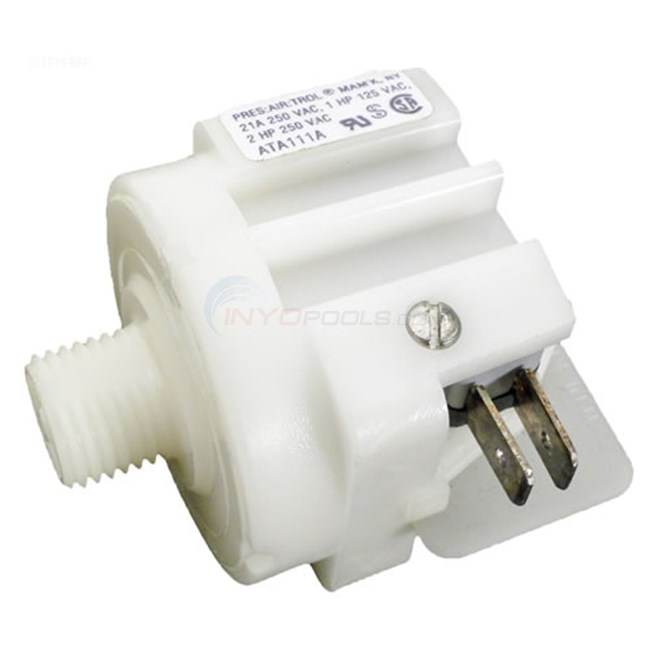 Air Switch-Alt, SPDT, Thd Cntr Spt (ATA-111A)