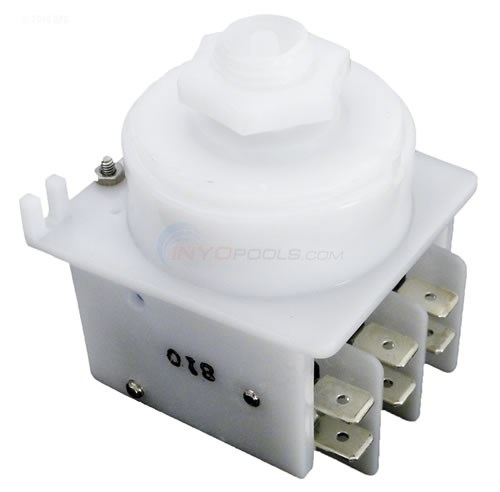 Air Switch,4 Function, 21A, P/A - MRB311A