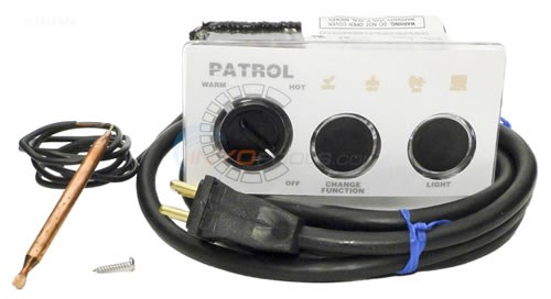 Spa Side,2 Btn,120V,10Cord,Mech - S26010100