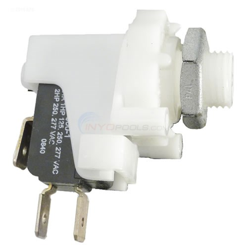 Air Switch, SPDT, Latching, 21A, PRESAIR - TVA111A