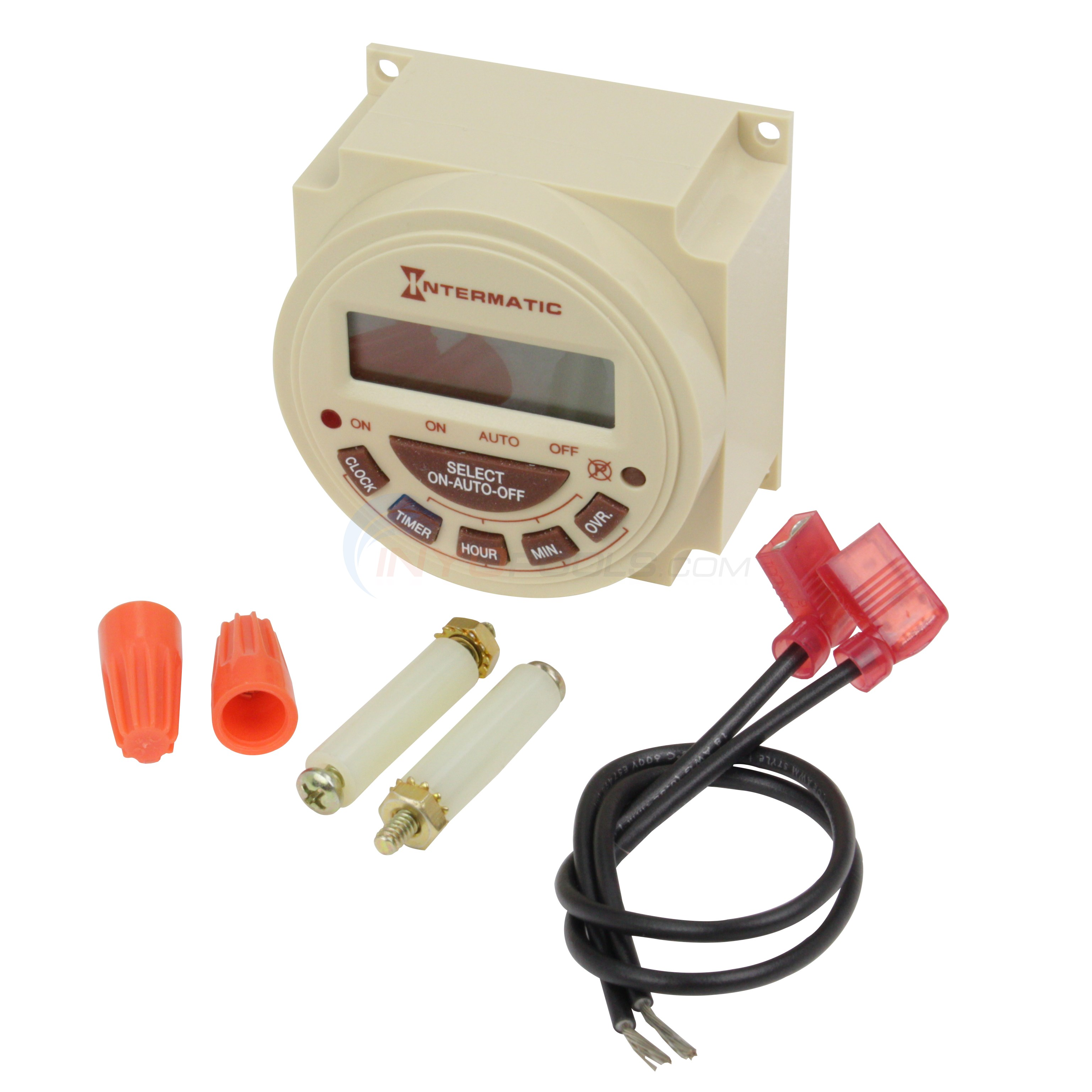 Intermatic Digital Timer Replacement Kit w/ Wire Leads - 120 Volt