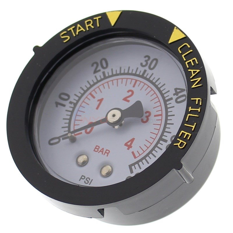NLA AIR RELIEF/ PRESSURE GAUGE ASSY. REP W/ 1 OF EACH OF THE FOLLOWING