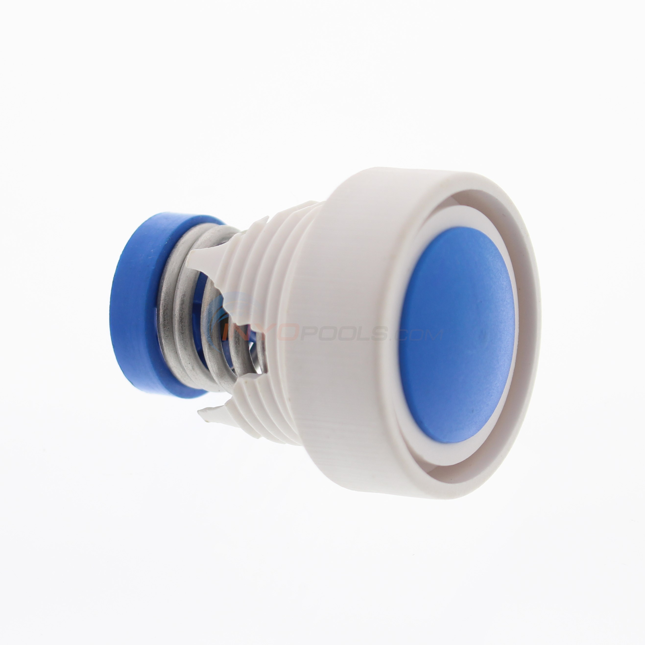 PRESSURE RELIEF VALVE F/WALL FITTING