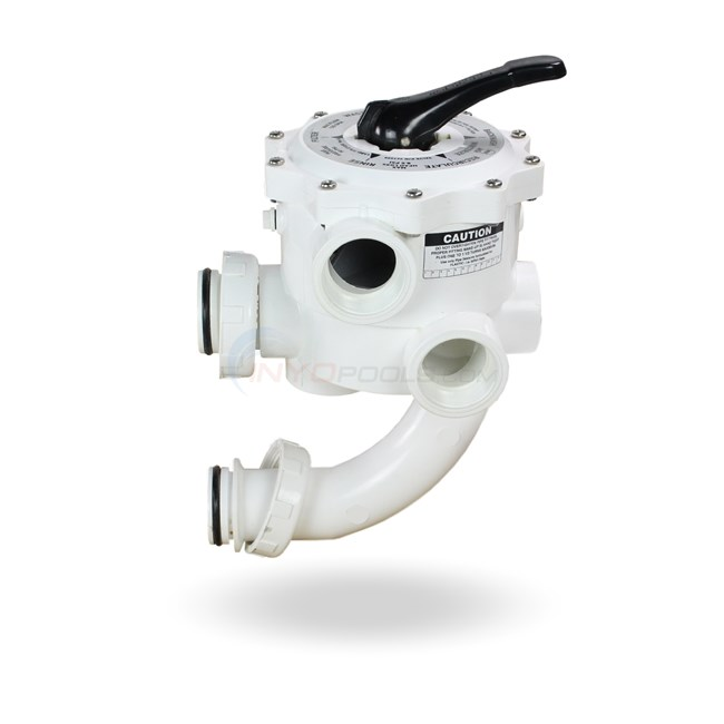 Pentair 2 Quot Threaded Multiport Valve For Sand And Quad D E