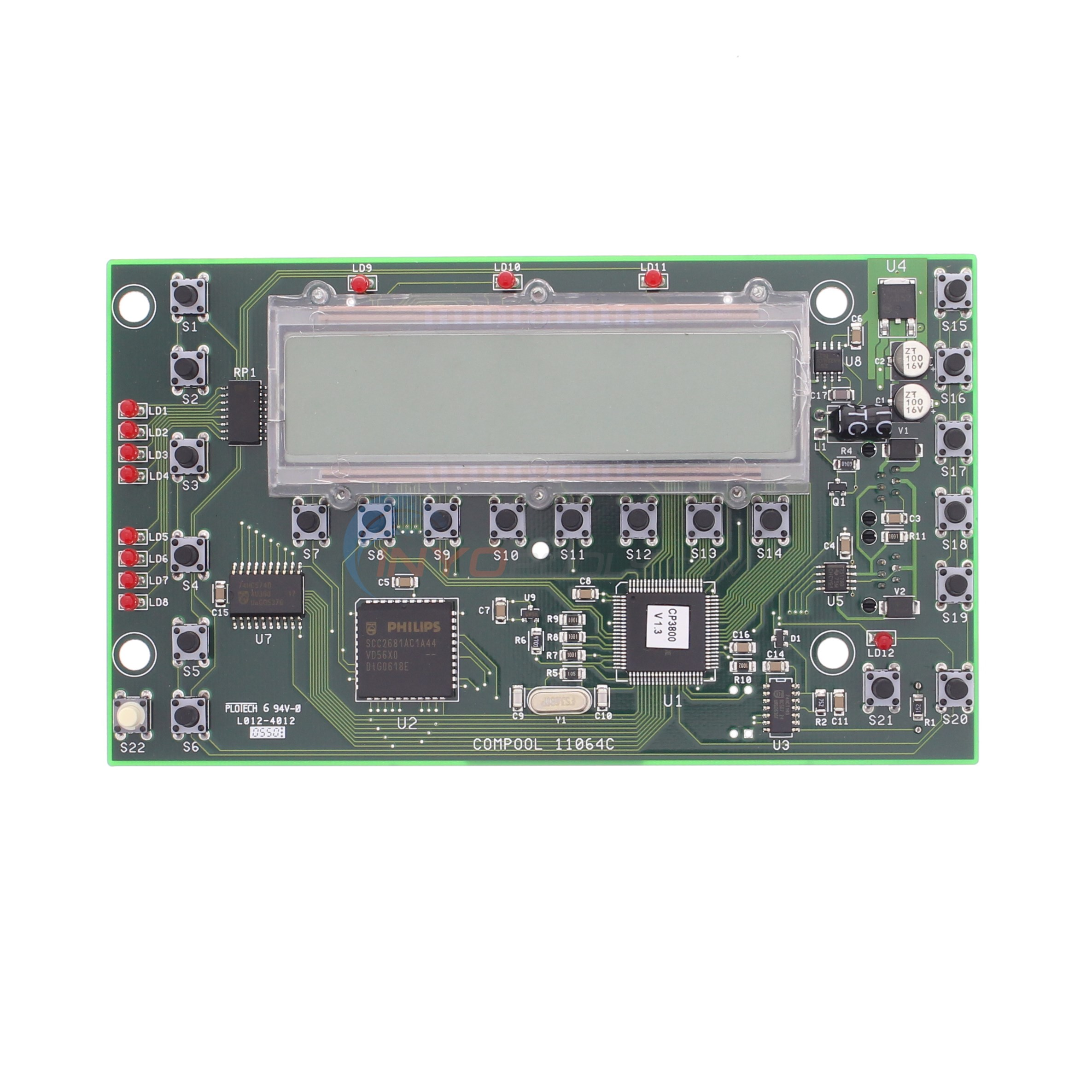 "No Longer Available CIRCUIT BOARD Replace With <a class=""productlink"" href=""http://www.inyopools.com/Products/07501352014365.htm"">9237-52</a>"