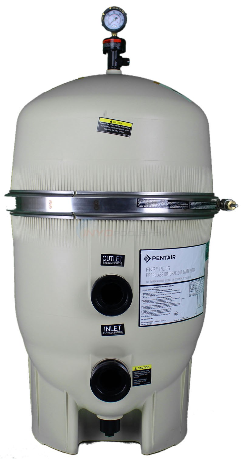 FNS Plus 24 Sq Ft Filter w/o Valve