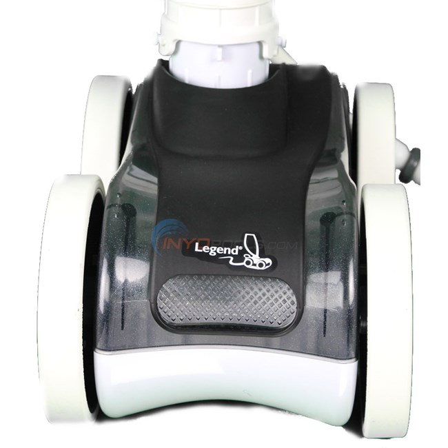Pentair Legend Platinum Series Cleaner Gray W/ Pump - LL105PMGP