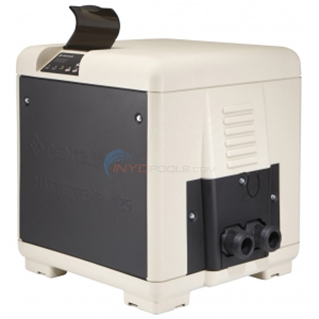 Pentair MasterTemp Heater 125,000 BTU - LP w/ Cord - 461061