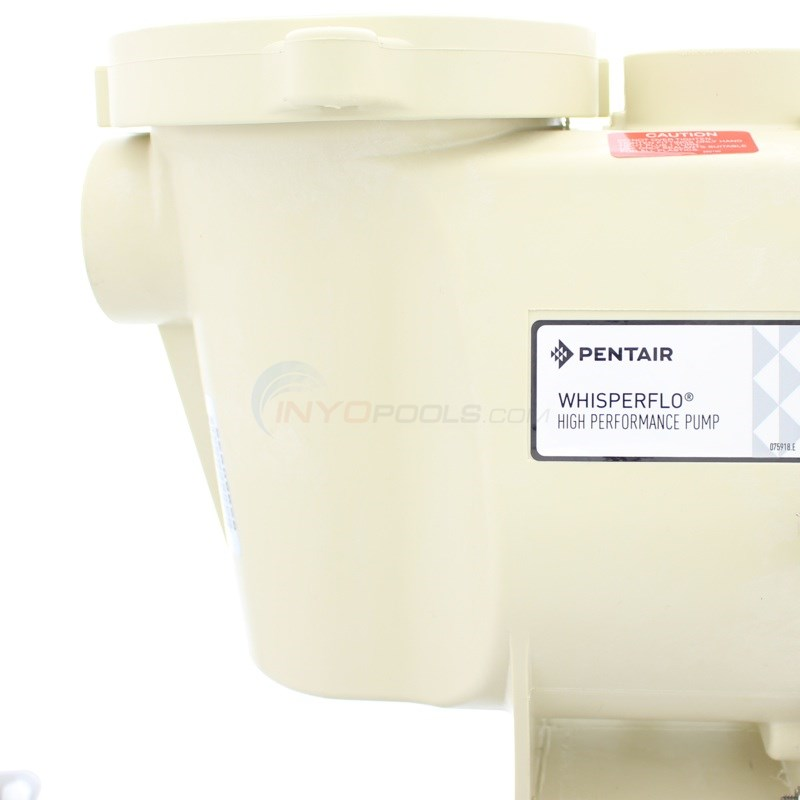 Pentair Whisperflo Pump 2 1/2 HP - WF-30