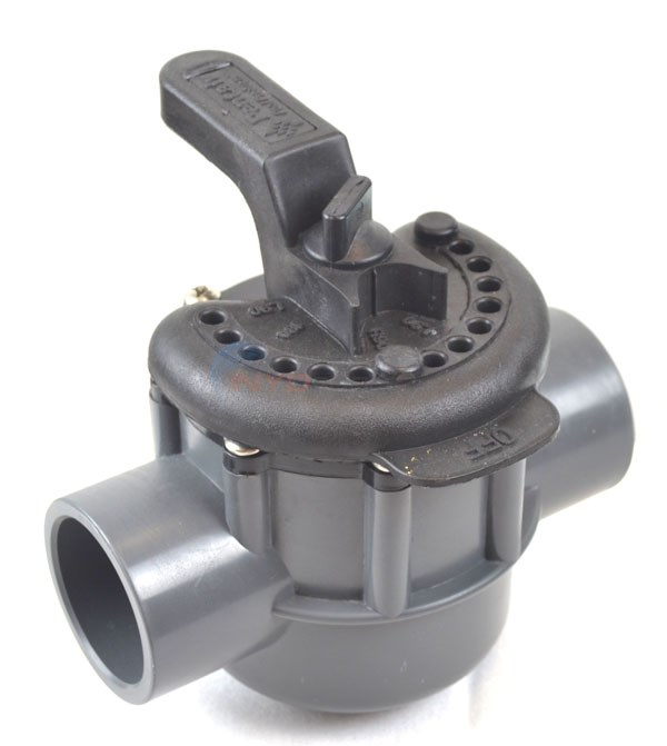 "Pentair Diverter Valve 2 Way 1-1/2"" In 2"" Out - Clearance - 263038"