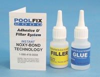 Pool Fix System, 20 gr Adhesive & - PF-20K