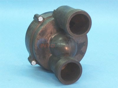 "Wet End,1Hp,1-1/2""MBT Frnt Discharg - PKUF10WE"