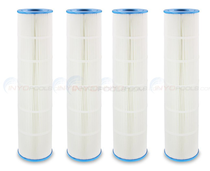 4 PACK Pleatco PJAN145 Fits Jandy CL 580 Swimming Pool Filter Cartridge C-7482