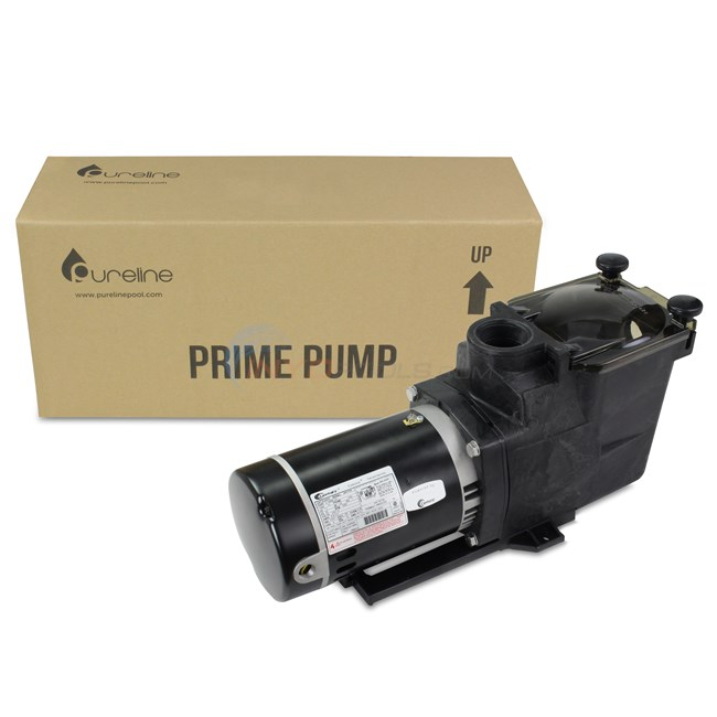 PureLine Prime Pool Pump 3 HP - PL2604