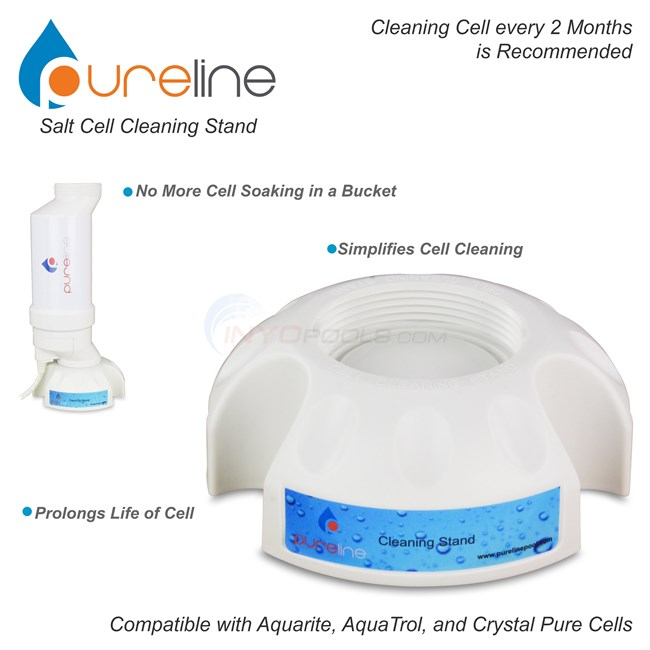 PureLine Crystal Pure Salt System Accessory Package - PL7114