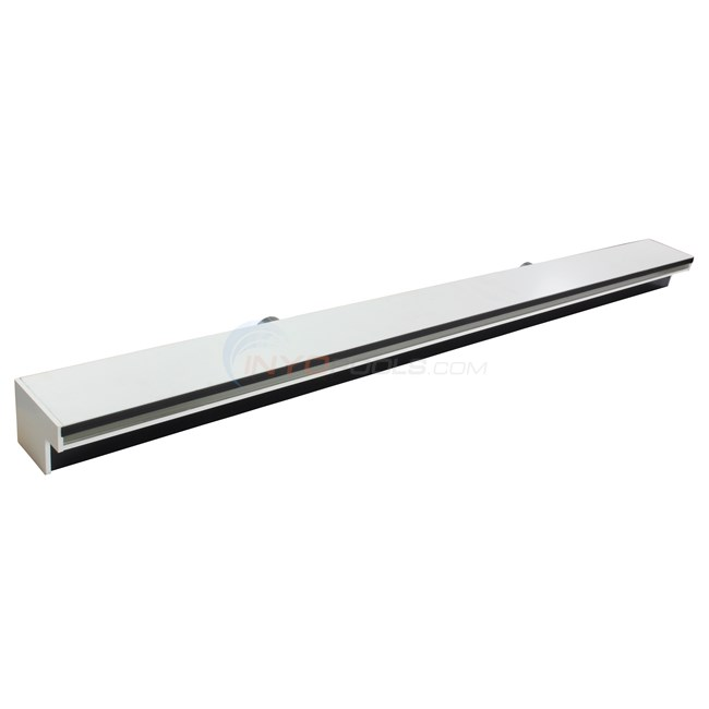 "PureLine 48"" Original Waterfall with 1"" lip - PL9541"
