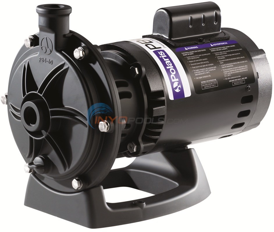 OBSOLETE BOOSTER PUMP With ENERGY EFFICIENT MOTOR